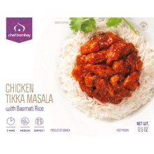 BOMBAY KITCHEN CHICKEN TIKKA