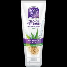 BOROPLUS ZERO OILFACE WASH100ML