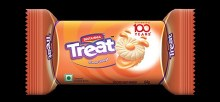 BRITANNIA TREAT ORANGE  64G
