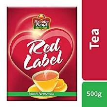 BROKE BOND RED LABEL TEA 500G