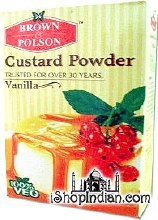 BROWN &POLSON CUSTURD POWDER