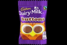 CADBURY DAIRY MILK BUTTON30G