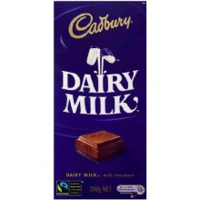 CADDURY DAIRY MILK 200G