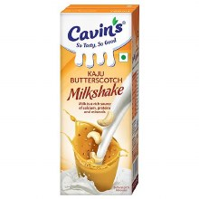 CAVINS BUTTERSCOTCH SHAKE