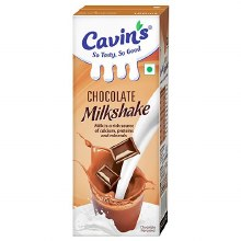 CAVINS CHOCLATE SHAKE 200ML