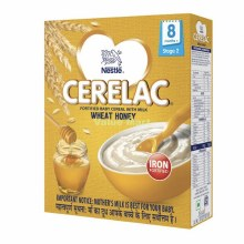 CERELAC WHEAT HONEY300G