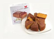 CHACKOS BROWN FOREST CAKE1.54
