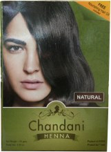 CHANDANI HEENA BLACK 150GM