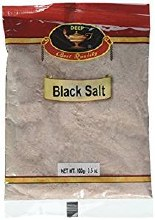 DEEP BLACK SALT 100GM