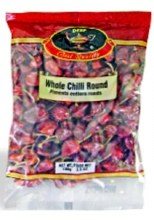 DEEP DRY WHOLE CHILLIES 14 OZ