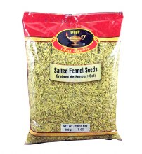 DEEP FENNEL SEEDS SALTED 7 OZ