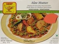 DEEP FOODS ALOO MUTTER 10OZ.