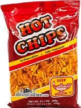 DEEP HOT CHIPS 14 OZ