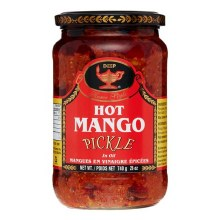 DEEP HOT MANGO PICKLE 26.5OZ