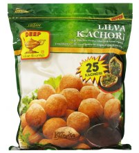 DEEP LILVA KACHORI 25PCS.