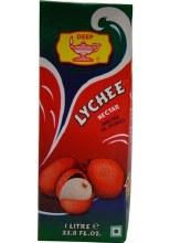 DEEP LYCHEE JUICE 1L
