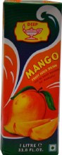 DEEP MANGO FRUIT DRINK 1L