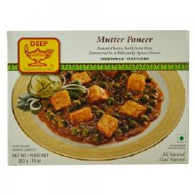 DEEP MUTTER PANEER 10OZ.