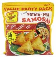 DEEP POTATO SAMOSAS 36 PCS