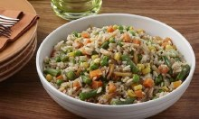 DEEP VEGETABLE PILAF 10 OZ