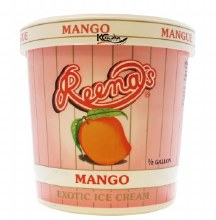 REENA MANGO ICECREAM 1/2 GALLON