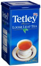 TETLEY LOOSE TEA 900GM
