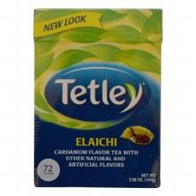 TETLEY TEA BAGS ELAICHI 144GM