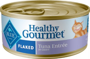 Blue Buffalo Adult Cat Flaked Tuna  5.5oz