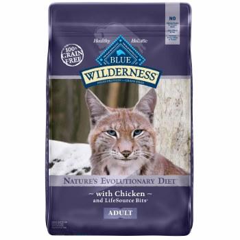 Blue Wilderness Adult Cat Chicken 6lb