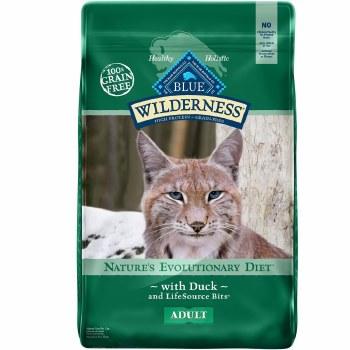 Blue Wilderness Adult Cat Duck 11lb