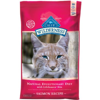 Blue Wilderness Adult Cat Salmon 11lb