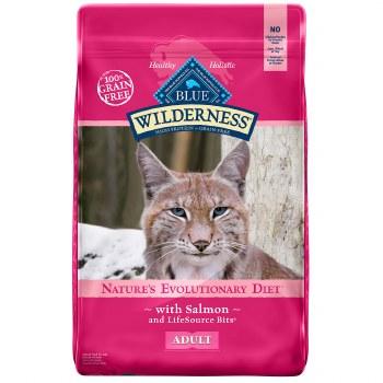 Blue Wilderness Adult Cat Salmon 5lb