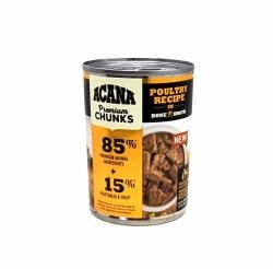 Acana Premium Chunks Poultry Recipe in Bone Broth 12.8oz