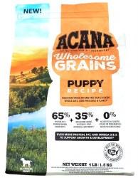 Acana Wholesome Grains Puppy Recipe 4lb
