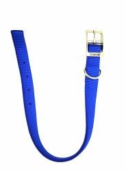 "Coastal Blue 2-Ply Nylon Collar 18"""