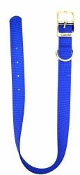 "Coastal Blue Nylon Collar 22"""