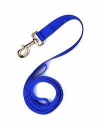 "Coastal Blue 6 Foot Nylon Leash 1"""