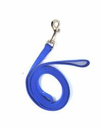 "Coastal Blue 6 Foot Nylon Leash 5/8"""