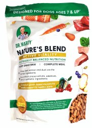 Dr. Marty Nature's Blend Active Vitality Freeze Dried Recipe 16oz