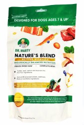 Dr. Marty Nature's Blend Active Vitality Freeze Dried Recipe 6oz