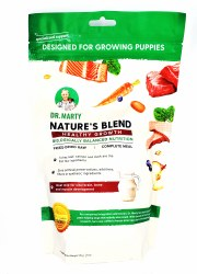 Dr. Marty Nature's Blend Healthy Growth Puppy Freeze Dried Recipe 6oz