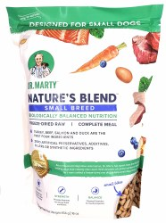 Dr. Marty Nature's Blend Small Breed Freeze Dried Recipe 16oz