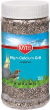 Kaytee High-Calcium Grit Supplement for Small Birds 21oz