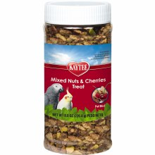 Kaytee Mixed Nuts and Cherries Treat for All Pet Birds 8oz