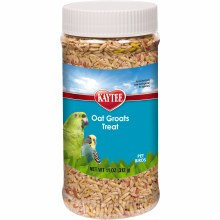 Kaytee Oat Groats Treat for All Pet Birds 11oz
