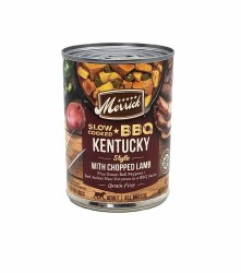 Merrick Slow-Cooked BBQ Kentucky Style with Chopped Lamb 12.7oz