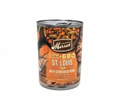 Merrick Slow-Cooked BBQ St. Louis Style with Shredded Pork 12.7oz