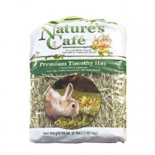 Nature's Cafe Timothy Hay 64oz