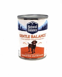 Natural Balance Gentle Balance Chicken and Salmon with Brown Rice 13oz