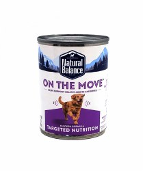 Natural Balance On The Move Chicken and Brown Rice 13oz